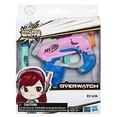1-2月特價 NERF樂活射擊遊戲 overwatch 鬥陣特攻 MICRO SHOTS 超微掌心雷 玩具e哥35320