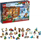 LEGO 樂高  City Advent Calendar 60235 Building Kit, New 2019 (234 Pieces)