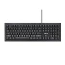 華碩 Sagaris GK1050 機械式鍵盤/ 有線/ 青軸/ RGB/ 凱華軸 送華碩 STRIX GLIDE SPEED梟鷹 速度版鼠墊/ 橘(4mm)