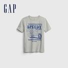 Gap男童 純棉創意印花短袖T恤 683...