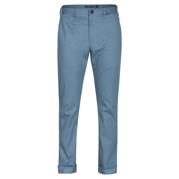 HURLEY|男 DRI-FIT WORKER PANT 長褲-DRI-FIT-藍(男)