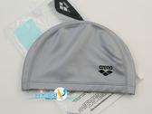 *日光部屋* arena (公司貨)/ARN-6406E-SLV 2WAY 舒適矽膠泳帽