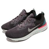 Nike 慢跑鞋 Wmns Odyssey React 灰 綠 緩震回彈舒適 女鞋 運動鞋【ACS】 AO9820-007