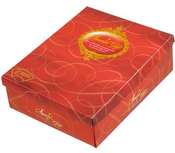 {濃情}二條Roll(長方)裝 瑞士捲心蛋糕盒組 (50入/組)