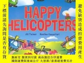 二手書博民逛書店Happy罕見Helicopters-快樂直升機Y443421 Inc. Penton Overs... Th