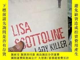 二手書博民逛書店LISA罕見SCOTTOLINEY15389 LADY KILL