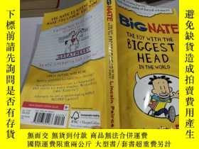 二手書博民逛書店biggest罕見head:最大的頭Y212829 不祥 不祥