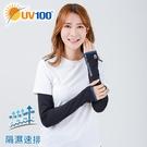 UV100 防曬 抗UV-隔濕速排透氣袖套-中性