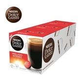 雀巢 新型膠囊咖啡機專用 美式濃烈晨光膠囊 (一條三盒入) 料號 12413865 ★以深烘焙帶出濃烈口感