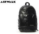 【橘子包包館】AIRWALK 潮流個性後背包 A511321120 黑色