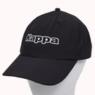 KAPPA義大利休閒慢跑運動帽1個 限量款 黑304VNX0005