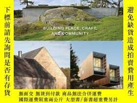 二手書博民逛書店Local罕見Architecture: Building Place, Craft, and Community
