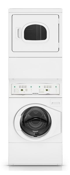 Huebsch 優必洗 YTGE5A 瓦斯型 堆疊式洗乾衣機