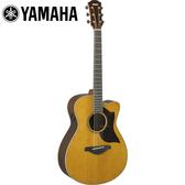 【敦煌樂器】YAMAHA AC3R NT 電木吉他 原木色款