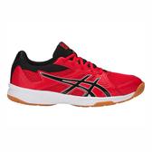 Asics Upcourt 3 [1071A019-602] 男鞋 運動 排球 羽球 桌球 低筒 防滑 亞瑟士 紅黑