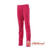 [Wildland] 荒野 (女) 彈性針織合身長褲 桃紅 (0A12363-09)
