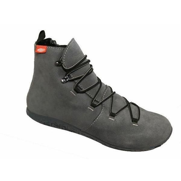 Lizard 克羅斯 輕抗菌防水內刷休閒鞋 LI13096 SH鯊魚灰(麂皮) 義大利製 防水 時尚短靴【易遨遊】