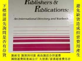 二手書博民逛書店Computer罕見Publishers & Publications:An International Dire