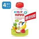 喜寶 HiPP 有機水果趣-蘋果草莓 100g