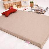 暖暖厚底寵物保暖墊 加厚款 (咖啡-小)  寵物床  表布可拆洗《Embrace英柏絲》