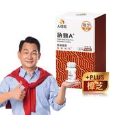 【人可和】 納麴A+ 樟芝添加(30粒/瓶)-解凍大循環調理微循環