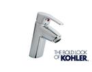 【麗室衛浴】美國KOHLER Tealine 單槍臉盆龍頭 K-R12057T-CP 門市樣品出清