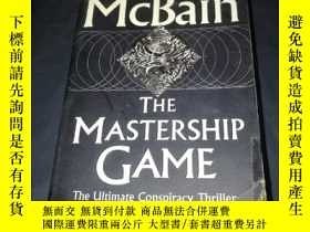 二手書博民逛書店the罕見mastership gameY19072 出版200