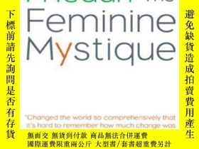 二手書博民逛書店The罕見Feminine MystiqueY362136 Betty Friedan W. W. Norto