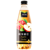 美粒果蘋果蘇打(500ml) x24入團購組【康是美】