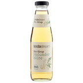 Sodastream 有機接骨木花糖漿500ml