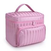 牛津布化妝包大容量便攜洗漱包旅行化妝品收納包可水洗化妝袋防水