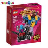 玩具反斗城  樂高 LEGO 76090 SHMIGHTY MICROS: STAR-LORD VS.