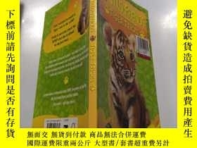 二手書博民逛書店WWF罕見Wild Friends: Tiger Tricks: 野生動物:老虎Y212829