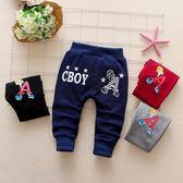 嬰幼兒長褲 嬰兒長褲 寶寶運動休閒褲 童裝 XZH25125 好娃娃