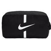 Nike Academy 黑 鞋袋 運動 大容量 手提 軟墊設計 籃球 內夾層 訓練鞋袋 足球鞋袋 DC2648-010