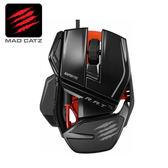 Mad Catz 美加獅 R.A.T.TE 亮黑色 Gaming 電競 滑鼠