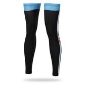自行車腿套-吸濕排汗親膚透氣單車防曬腿套73fn40【時尚巴黎】