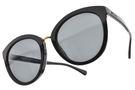 COACH 太陽眼鏡 COS8199D 500211 (黑) 經典百搭貓眼款 # 金橘眼鏡