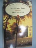 【書寶二手書T7/原文小說_MHW】Mansfield Park_Austen