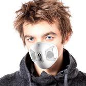 防塵防霧霾防灰甲醛花粉透氣口罩男pm2.5個性騎行運動機車易呼吸【博雅生活館】