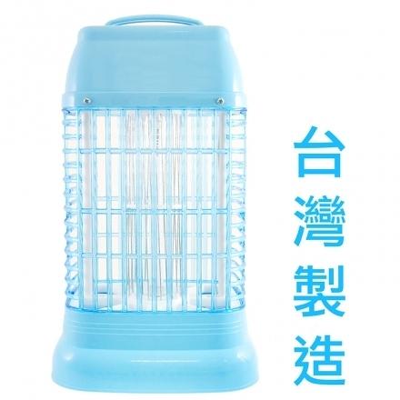 【免運費 台灣製造】雙星 6W電子捕蚊燈(TS-195)夏天 蚊子剋星