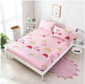 床笠純棉單件全棉卡通床罩1.8雙人加大床包