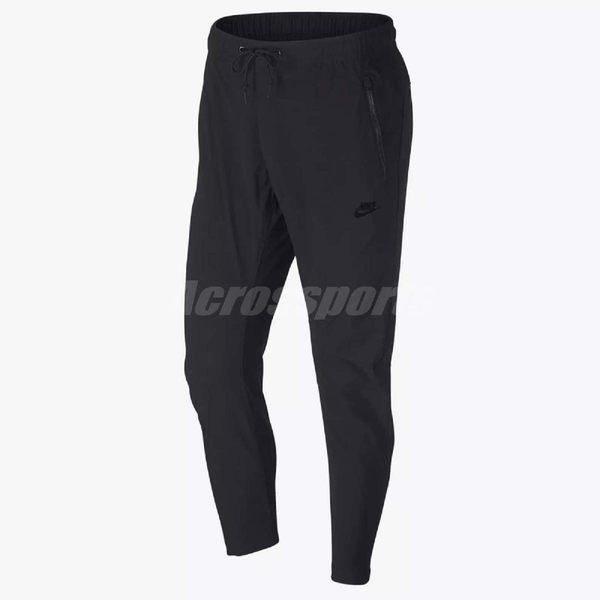 Nike 長褲 Sportwear Me Pant Woven Stmt Street 黑 男款 運動 穿搭款 【PUMP306】 927987-010