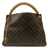 LOUIS VUITTON LV 路易威登 原花肩背包 城市包 Artsy MM M44869【BRAND OFF】
