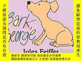 二手書博民逛書店Bark,罕見GeorgeY256260 Feiffer, Jules  Feiffer, Jules (il