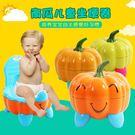 坐便器兒童坐便器嬰兒可愛南瓜便盆 寶寶馬桶嬰幼兒小孩尿盆帶蓋易清洗 小明同學
