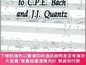 二手書博民逛書店Ornamentation罕見According To C.p.e. Bach And J.j. Quantz