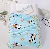 兒童毛毯 毛毯單層薄款珊瑚絨毯小毛毯兒童夏季蓋毯寶寶小被子【快速出貨好康八折】