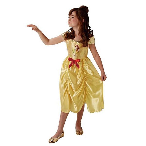 貝兒公主美女與野獸經典造型服S