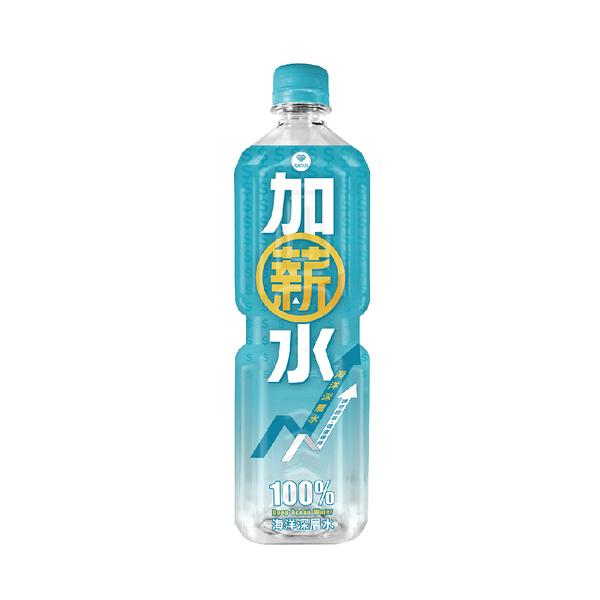 【光隆生技】鹼單加薪水 海洋深層水 800ml(一箱20瓶)